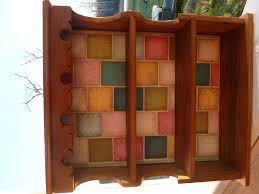 All Things Altered- Upcycled Shelf - Eileen Hull