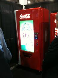 Coca Cola Interactive Vending Machine Beauteous NAMA OneShow 48 CocaCola Interactive Vending Machine