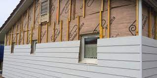 how to insulate exterior walls from the