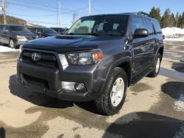 Used 2013 Toyota 4Runner 4RM 4 portes V6 TRAIL EDITION for Sale in ...