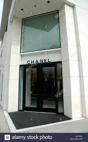chanel storefront. chanel storefront on rodeo drive beverly hills los angeles california