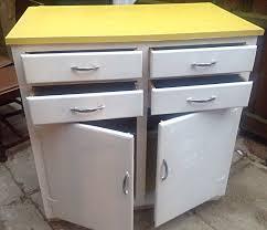 Retro Kitchen Furniture Vintage Retro Kitchen Cabinet Cupboard Larder Kitchenette 50s 60s