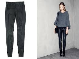 3 ways to wear it leather leggings