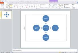 Ppt Smart Art Apply Smartart Styles In Powerpoint 2010 Powerpoint Tutorials