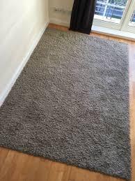 ikea hampen high pile rug 160x230 cm