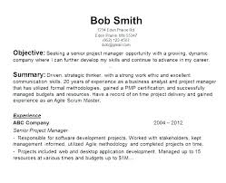 Resume Objective Examples For Customer Service General Resume ...