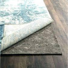 area rug pad felt for hard floors best padding non slip 8x10 8 x lovely rugs rug pad