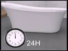 installation guidelines for ove freestanding bathtub series