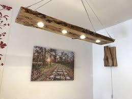 Badezimmer Lampe Holz