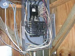 how to evaluate homes to avoid costly mistakes this wiring is clearly not professionally done under no circumstances should a homeowner remove the electrical panel cover it s far too dangerous and