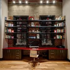 eclectic home office alison. Photo By: S\u0026K Interiors Eclectic Home Office Alison