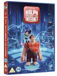 Ralph Breaks The Internet Dvd 2018 Amazon Co Uk Dvd
