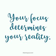 Resultado de imagem para what you focus on grows
