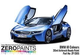 Bmw I8 Paints 30ml Zp 1303 Zero Paints