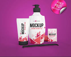 Over 1 million fonts, ui kits, photoshop actions, mockups, stock photos & more download now Cosmetic Packaging Psd Mockup Download For Free Designhooks