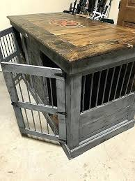 dog kennel coffee table dog crate coffee table fresh handcrafted dog kennel or dog crate follow dog kennel