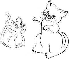 Mouse Paint Clipart Clipartfox Mouse Paint Coloring Page In Coloring