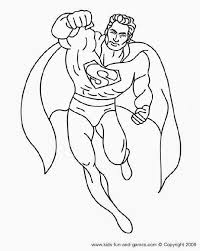 Small Picture Free Printable Superhero Coloring Pages Miakenasnet
