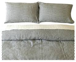 pencil striped duvet cover set covers black and white quilt modern striped duvet cover set covers grey king