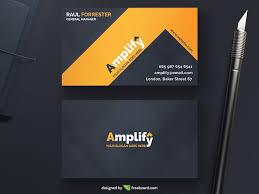 Free Download Editable Business Card Templates Freebcardcom