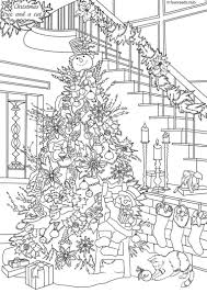Many thematic printable papers this christmas that could be a lovely way to boost the creativity of your kids! Adult Coloring Christmas