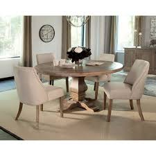52 round dining table awesome round kitchen table sets for 4 great florence pine round dining