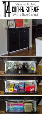 Kitchen Storage Shelves Ideas Best 25 Small Kitchen Storage Ideas On Pinterest Small Kitchen
