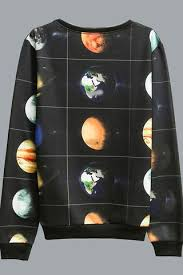 all collections fashion essay casual clothing cosmic must have sweatshirt