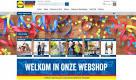 lidl webshop belgie