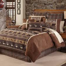 bedroom set western bedding lodge bedding sets mountain decor bedding charter club bedding country