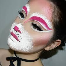 72961b4656a7a14386ca125010cdc71e makeup bunny makeup rabbit jpg