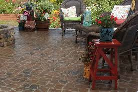 patio blocks stones edgers