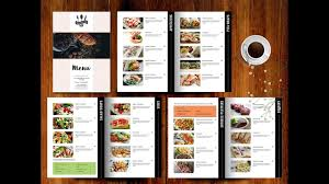 Free Catering Menu Templates For Microsoft Word How To Create Food Menu In Ms Word