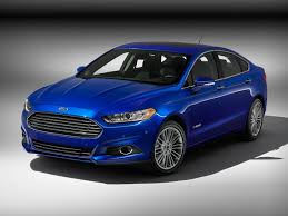 New  Ford Fusion Hybrid Titanium For Sale In Los Angeles CA - Ford fusion exterior colors