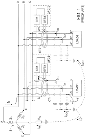 patent us ground fault circuit interrupter system for patent drawing