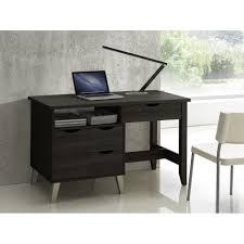 home office desk plans. Unique Desk 3 Drawer Desk Plans  Wholesale Interiors Baxton Studio Home Office And