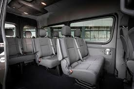 There are two passenger versions as well as. 2020 Mercedes Benz Sprinter Passenger Van Review Trims Specs Price New Interior Features Exterior Design And Specifications Carbuzz