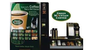Coffee Vending Machines For Sale Gorgeous Green Mountain Coffee Roasters Inc Discontinues KCup Vending