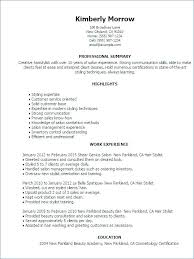 Customer Service Orientation Skills Resume Summary Qualifications Examples Of Skills Related Post