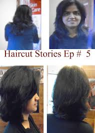 Haircut Stories Ep # 5 Haircut for psychological reief - YouTube