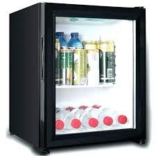 glass front mini refrigerators refrigerator with glass front door mini fridge with glass front door gallery glass front mini refrigerators