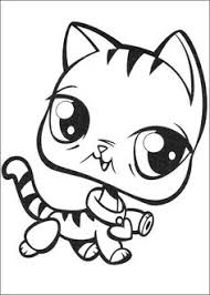 Small Picture My Littlest Pet Shop Coloring Pages 155 Free Printable Coloring