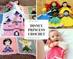 Disney Crochet Patterns
