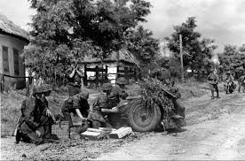 Image result for German 75mm Infanteriegeschutz 18 infantry support gun