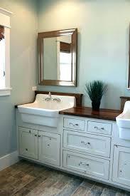 farmhouse sink vanity luxury farmhouse bathroom sink for awesome ingenious bathroom farm sinks cottage farmhouse vanity farmhouse sink