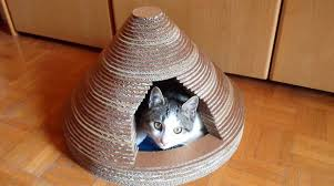 Cat House 7 Diy Cat Houses You Can Make In A Weekend Make