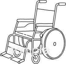 車椅子イラストなら音楽小学校幼稚園向け保育園向けのかわいい