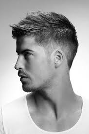 perfect short hairstyles for men with thin hair 1 spiked up undercut for men with thin hair