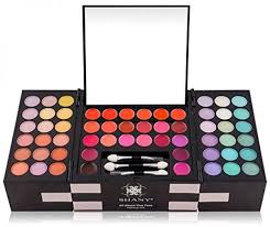 shany all about that face makeup kit all in one makeup kit eye shadows lip colors more souq uae
