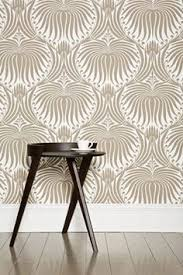i like art deco the lotus papers are an artisanal lotus flower design which is drawn from century french archives influenced by  on art deco living room wallpaper with 192 best art deco images on pinterest art deco art art deco